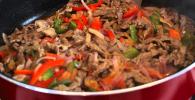receta relleno para tacos