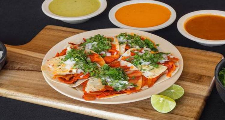 preparar tacos orientales